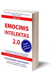 Emocinis intelektas 2.0 | Jean Greaves, Patrick Lencioni, Travis Bradberry