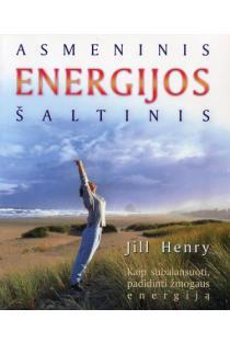 Asmeninis energijos šaltinis | Jill Henry