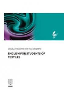 English for Students of Textiles | Daiva Zavistanavičienė, Inga Dagilienė