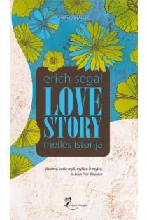 Meilės istorija | Erich Segal