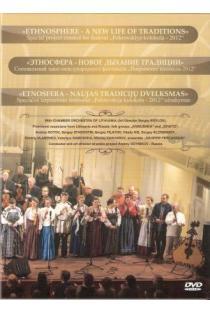 Etnosfera - Naujas tradicijų dvelksmas (DVD) |