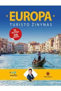 Europa. Turisto žinynas |