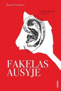 Fakelas ausyje | Elias Canetti