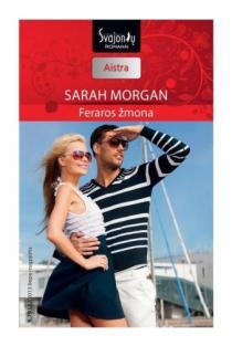 Feraros žmona (Aistra) | Sarah Morgan