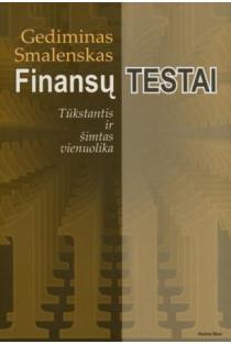 Finansų testai 1111 | Gediminas Smalenskas