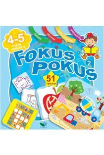 Fokus Pokus 2 (4-5m., 51 lipd.) |