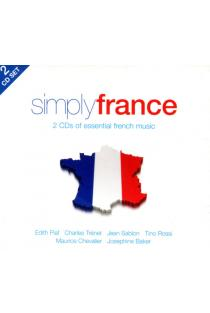 SIMPLY France (2 CD) |