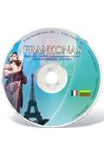 Kompiuterinis prancūzų-lietuvių kalbų žodynas FRANKONAS (CD) |