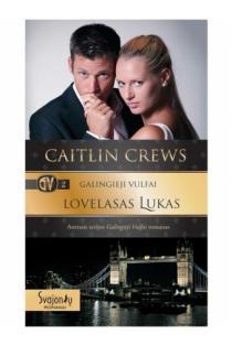 Galingieji Vulfai. Lovelasas Lukas | Caitlin Crews