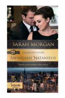 Galingieji Vulfai. Žavingasis Natanielis | Sarah Morgan