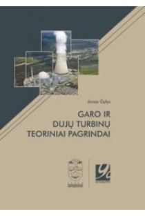 Garo ir dujų turbinų teoriniai pagrindai   Jonas Gylys