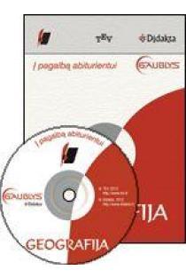 Į pagalbą abiturientui. Geografija. 2007–2011 + Gaublys (CD)   Nacionalinis egzaminų centras