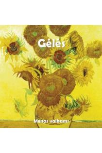 Gėlės: menas vaikams. Dėlionių knygelė | Klaus H. Carl
