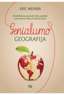 Genialumo geografija | Eric Weiner