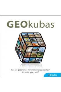 Geokubas. Kas yra geografija? Kam reikalinga geografija? Ką veikia geografai? | Karl Donert ir kt.