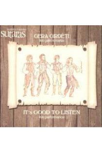Gera girdėti. Tikro garso koncertas (CD) | Sutaras
