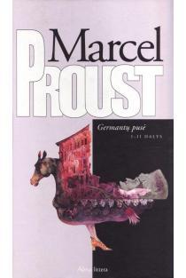 Germantų pusė I-II dalys | Marcel Proust (Marselis Prustas)