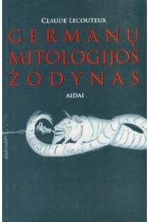 Germanų mitologijos žodynas | Claude Lecouteux