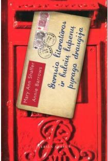 Gernsio literatūros ir bulvių lupenų pyrago draugija | Marry Ann Shaffer