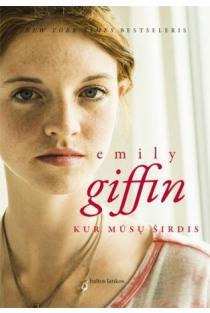 Kur mūsų širdis   Emily Giffin