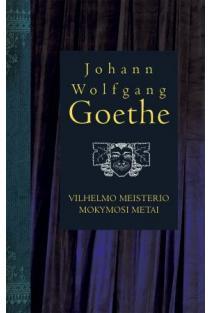 Vilhelmo meisterio mokymosi metai | Johann Wolfgang Goethe