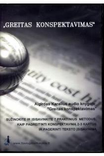 Greitas konspektavimas (CD) | Algirdas Karalius