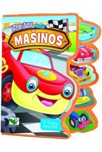 Greitos mašinos. 2-3 metų vaikams |