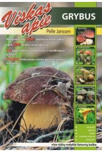 Viskas apie grybus | Pelle Jansen