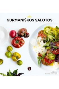 Gurmaniškos salotos. Greitai paruošiamos originalios ir gardžios salotos |