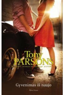 Gyvenimas iš naujo   Tony Parsons
