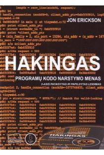 Hakingas. Programų kodo narstymo menas (2-as leidimas) | Jon Erickson