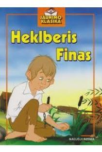 Heklberis Finas (Jaunimo klasika) | Pagal Marką Tveną