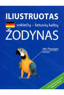 Iliustruotas vokiečių-lietuvių kalbų žodynas |