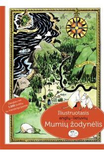 Iliustruotasis anglų-lietuvių Mumių žodynėlis | Tove Jansson