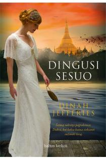 Dingusi sesuo | Dinah Jefferies