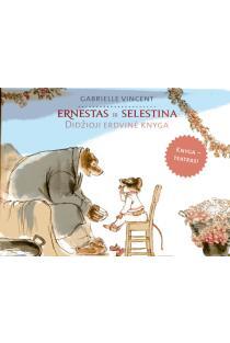 Ernestas ir Selestina. Didžioji erdvinė diena | Gabrielle Vincent