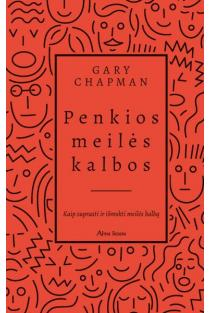 Penkios meilės kalbos | Gary Chapman