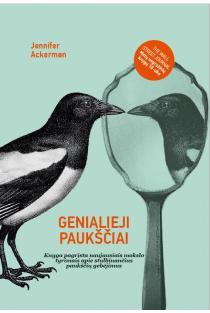 Genialieji paukščiai | Jennifer Ackerman