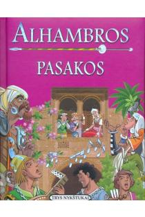 Alhambros pasakos | Vašingtonas Irvingas