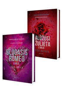 KOMPLEKTAS. Romeo ir Džiuljeta: Blogasis ROMEO + Palūžusi DŽIULJETA | Leisa Rayven