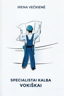 Specialistai kalba vokiškai | Irena Večkienė