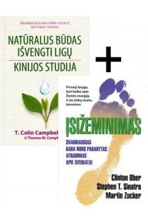 KOMPLEKTAS. Natūralus būdas išvengti ligų + Įsižeminimas | Clinton Ober, Martin Zucker, Stephen T. Sinatra, Thomas Colin Campbell, Thomas M. Campbell II