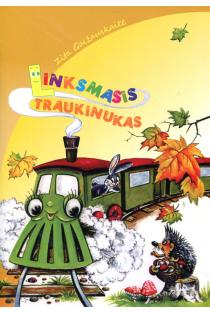 Linksmasis traukinukas | Zita Gaižauskaitė