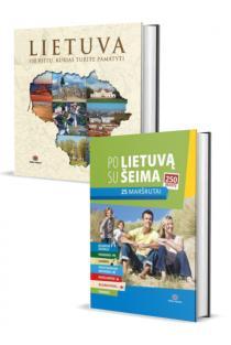 KOMPLEKTAS. Pažink ir pamilk LIETUVĄ! Po Lietuvą su šeima + 100 vietų, kurias turite pamatyti | Vytautas Kandrotas
