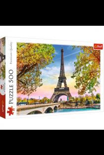 """Dėlionė """"Paryžius"""" (500 detalių)  """