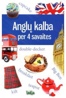 Anglų kalba per 4 savaites | Pankaj Joshi, Pavlina Šamalikova