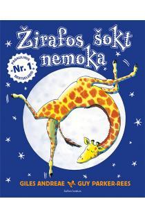 Žirafos šokt nemoka   Giles Andreae