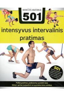 501 intensyvus intervalinis pratimas. Mankštos anatomija | Charlotte van Aussel
