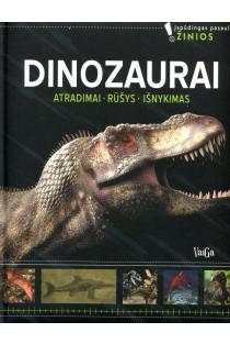 Dinozaurai. Atradimai. Rūšys. Išnykimas |