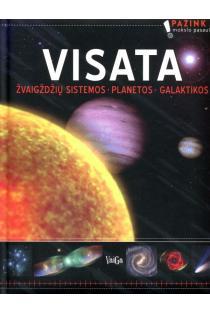 Visata. Žvaigždžių sistemos. Planetos. Galaktikos |